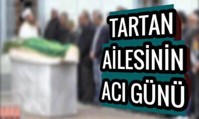 Karaman'da Tartan ailesinin acı günü