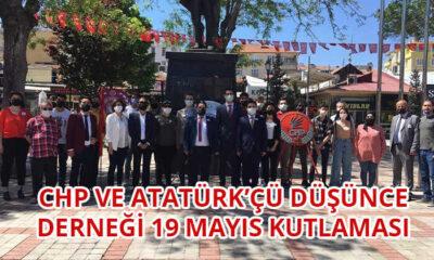 Atatürkçü Düşünce Derneği ve CHP 19 Mayıs'ı kutlamaları