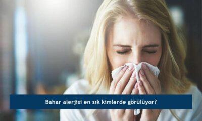 Bahar alerjisi en sık kimlerde görülüyor?