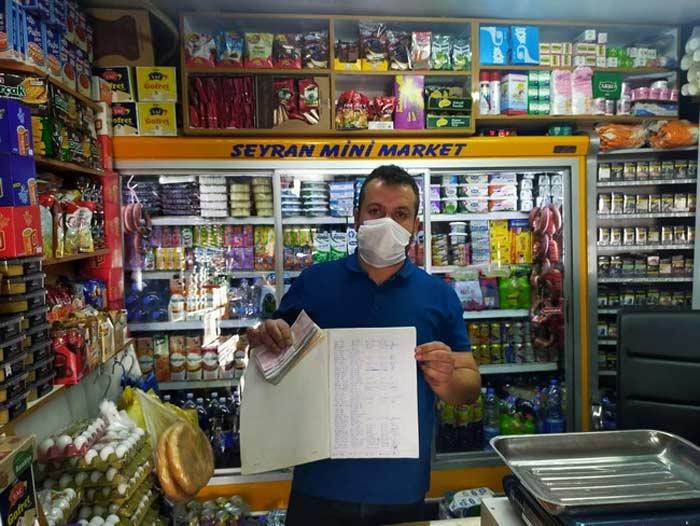 Karaman'da 200 vatandaşın 50 bin liralık borcunu kapattılar