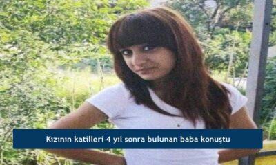 Kızının katilleri 4 yıl sonra bulunan baba konuştu