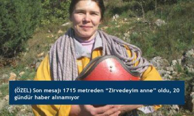 """(ÖZEL) Son mesajı 1715 metreden """"Zirvedeyim anne"""" oldu, 20 gündür haber alınamıyor"""