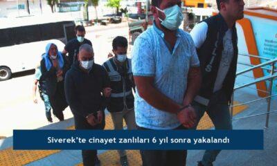 Siverek'te cinayet zanlıları 6 yıl sonra yakalandı