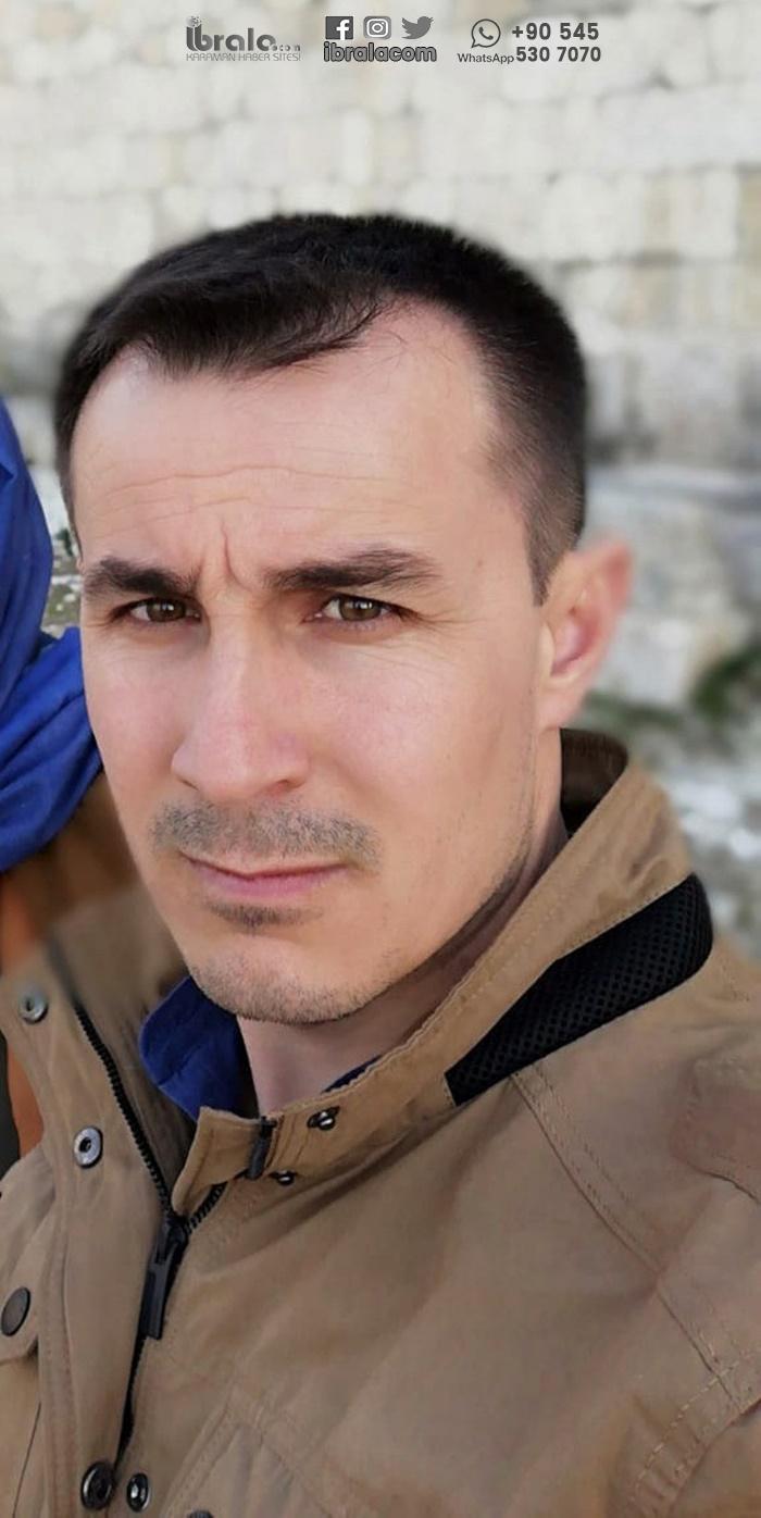 Karaman'da feci ölüm!