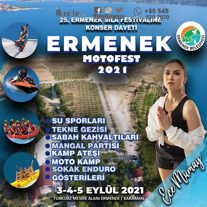 Karaman'da muhteşem festival başlıyor