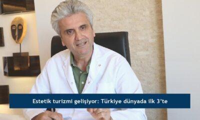 Estetik turizmi gelişiyor: Türkiye dünyada ilk 3'te