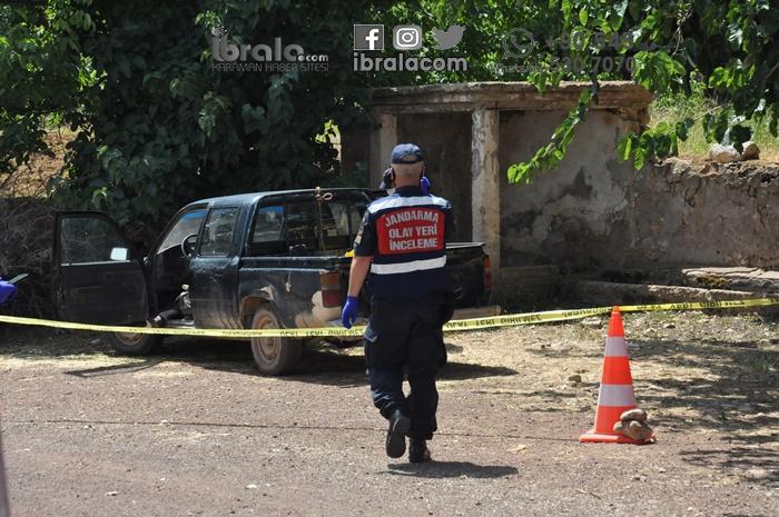 Karaman'da aracında ölü bulundu!