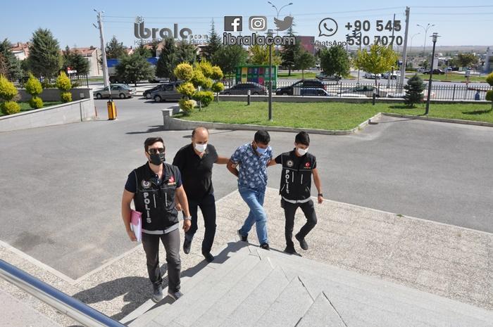 Karaman'da uyuşturucu ticareti yapanlar BİTMİYOR!