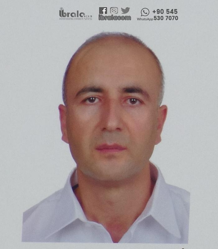 46 yaşındaki Karamanlı polis son yolculuğuna uğurlandı