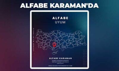 ALFABE Karaman'da