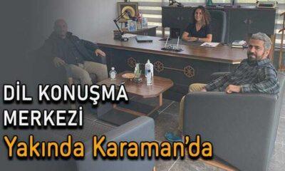 Dil ve Konuşma Merkezi yakında Karaman'da