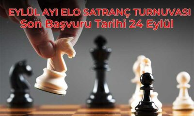 Eylül Ayı ELO Satranç Turnuvası