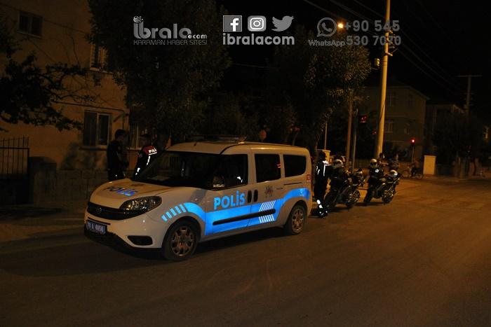 Karaman'da silahla ve bıçakla yaraladılar