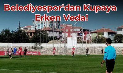 Karaman Belediyespor'dan Kupaya Erken Veda!