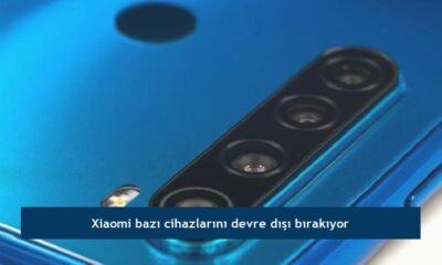 Xiaomi bazı cihazlarını devre dışı bırakıyor