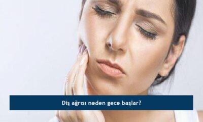 Diş ağrısı neden gece başlar?