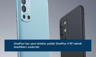 OnePlus'tan yeni telefon yolda! OnePlus 9 RT teknik özellikleri sızdırıldı