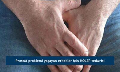 Prostat problemi yaşayan erkekler için HOLEP tedavisi